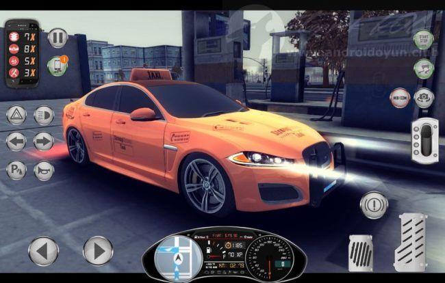 Taxi Car Simulator 2018 Pro V0 1 Oyun