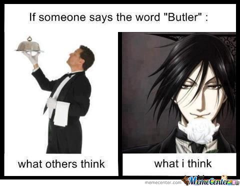 Black Butler meme | Black Butler Ftw Meme Center