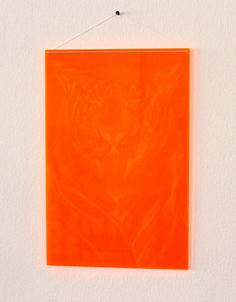 Løfberg - Neon Tiger – Hand engraved |€27 |ENIITO