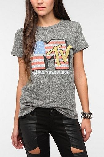 Junk Food  LOVE THIS MTV SHIRT!!!
