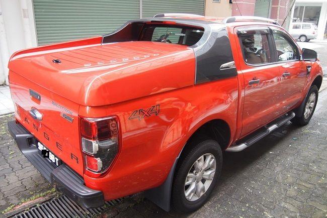 Nắp xe bán tải Ford Ranger 2015, 2014, 2013 Thái Lan