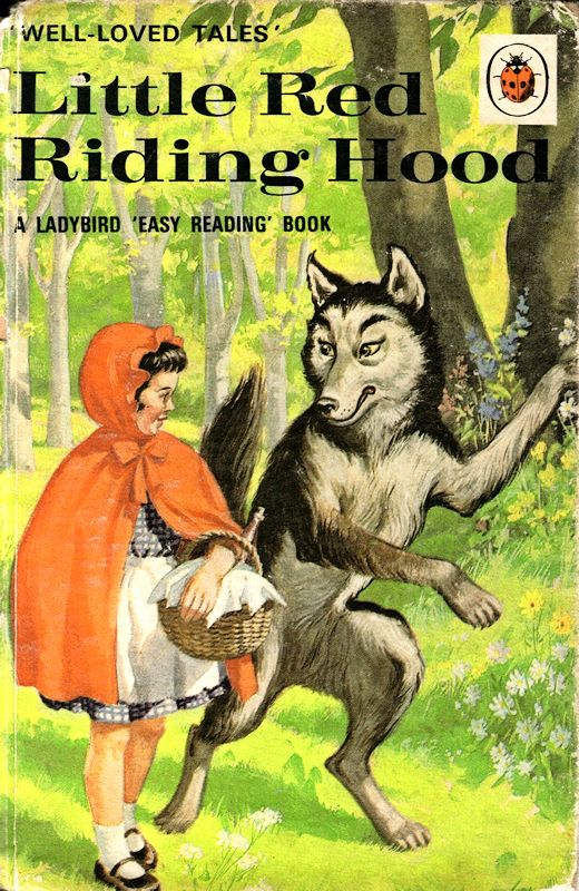 Little Red Riding Hood (Ladybird Well-Loved Tales)