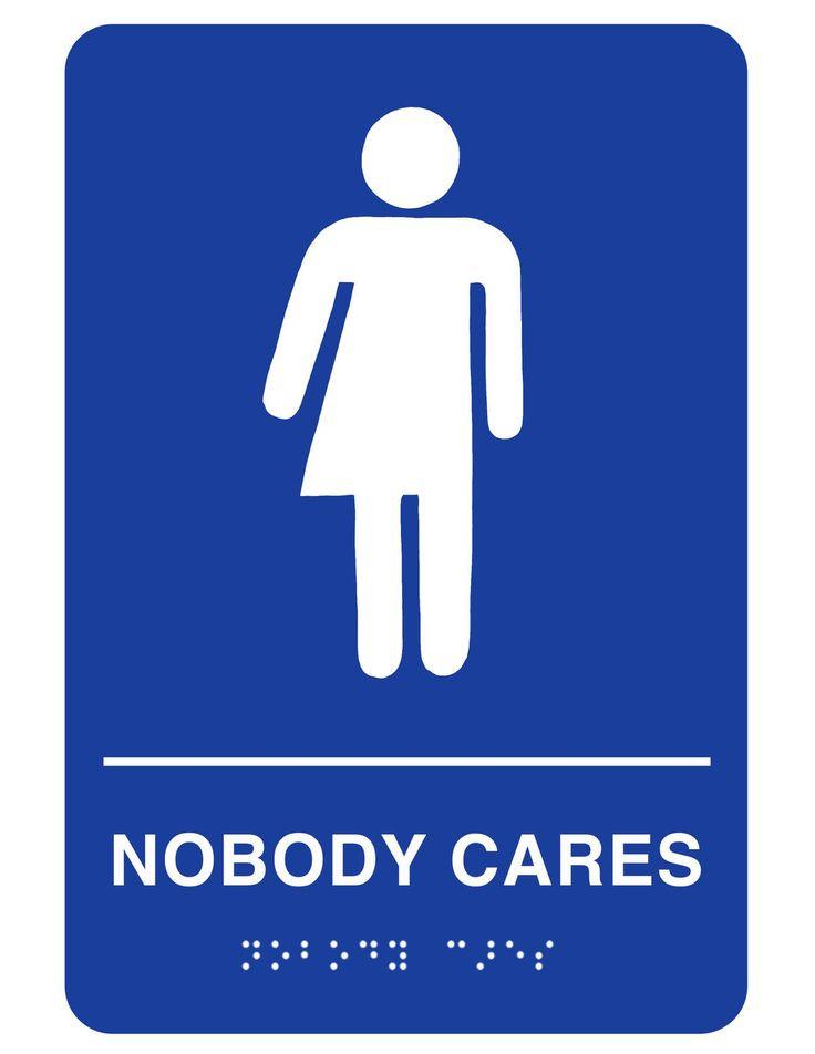 Best 25+ Gender neutral bathroom signs ideas on Pinterest ...