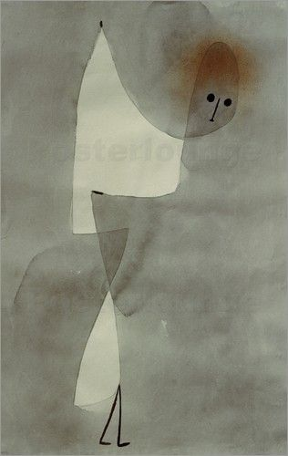Paul Klee - Dance position