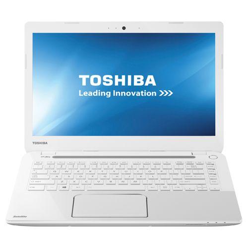 "Toshiba Satellite L40d 14"" Laptop - White (AMD A6-6310 / 750GB HDD / 6GB RAM / Windows 8.1) A definite must have #SetMeUpBBY"