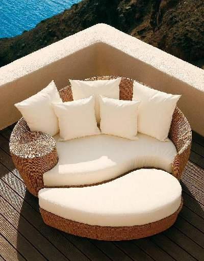 Comfy Couch For Outside