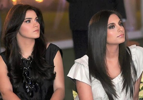 Maite y Ana Brenda. Why can't they be in a telenovela together?