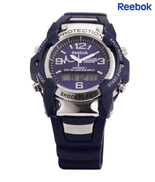 Sporty Reebok Blue Power Watch      http://www.snapdeal.com/product/lifestyle-watches/ReebokBlue-37373?pos=12;29?utm_source=Fbpost_campaign=Delhi_content=236685_medium=230512_term=Prod