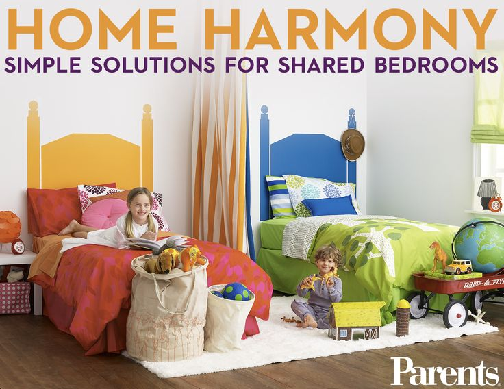 Share Room Design