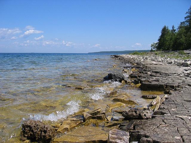 Canada  Meldrum Bay by iKevin.f, via Flickr