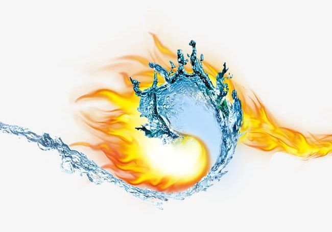 Fire And Water Png Drop Drops Fire Fire And Water Fireball Fire Art Fire And Ice Water Tattoo