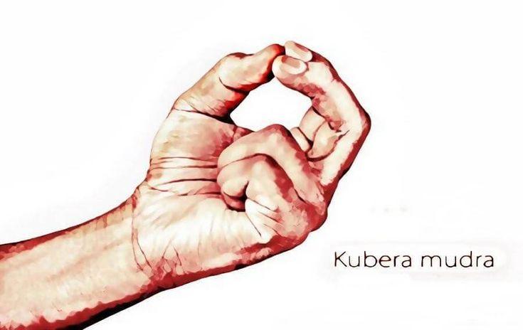 Mudra Kubera, o Mudra Da Riqueza e Abundância –…