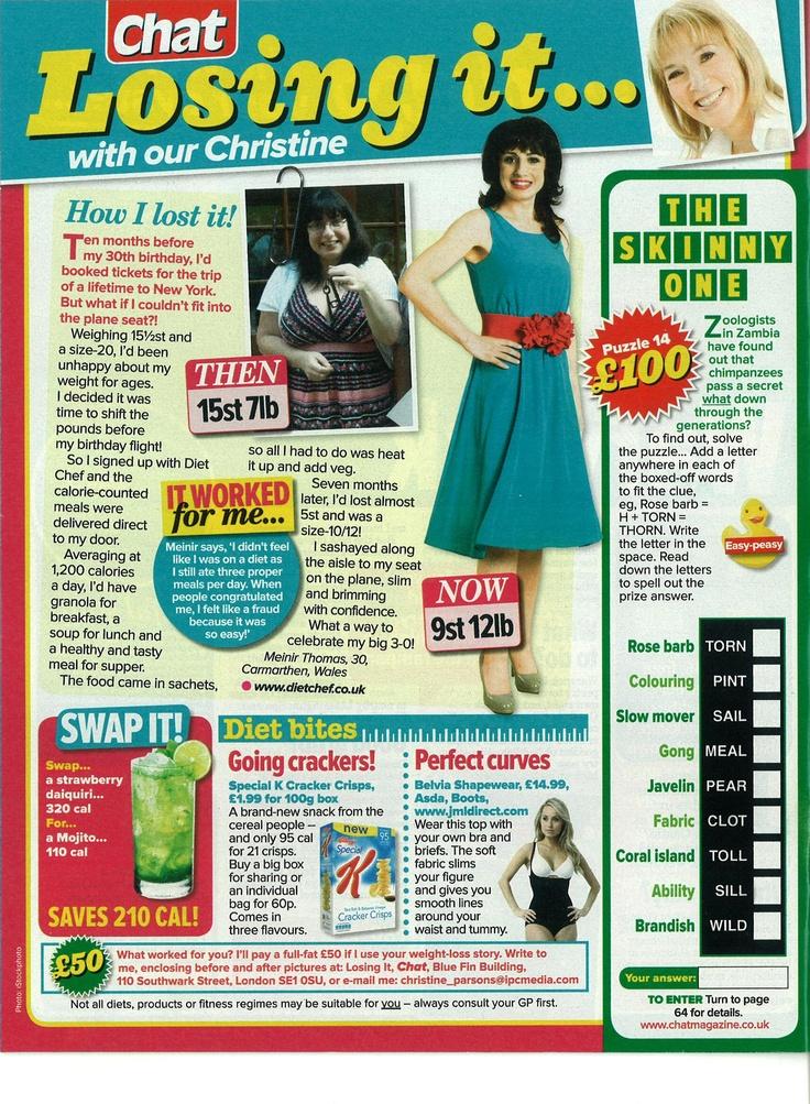 Chat Magazine - November 2012