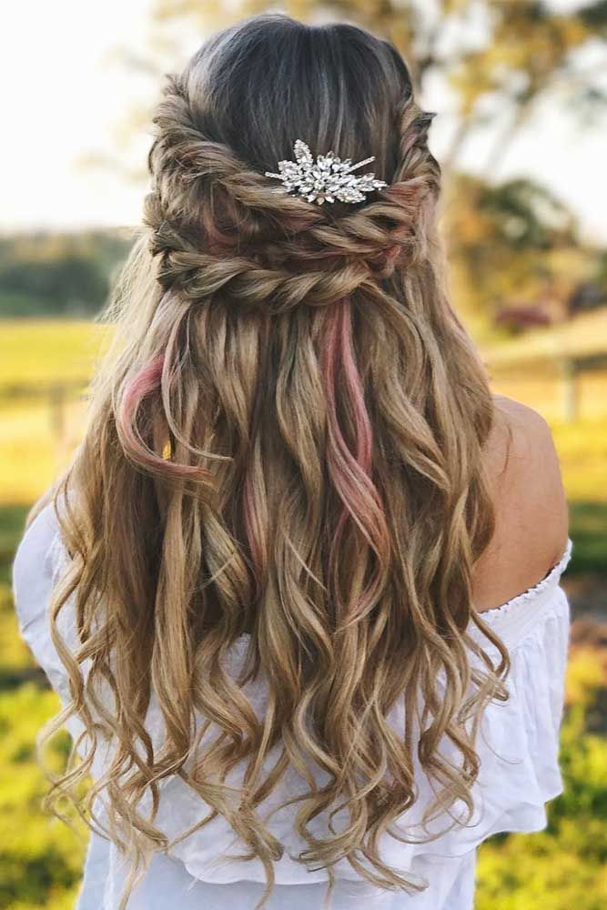 48 Fresh Spring Hairstyles To Try Now Lovehairstyles Com Spring Hairstyles Hair Styles Long Hair Styles
