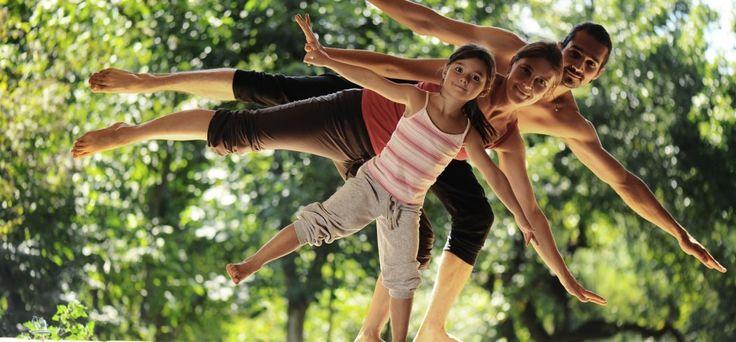 5 redenen om kinderyoga te doen | Famme | Relaxklets!