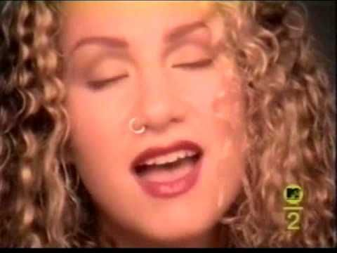 Joan Osborne - What If God Was One Of Us. I adore this song, as well as her performance!