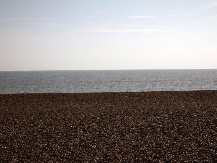 Suffolk seaside in Aldeburgh