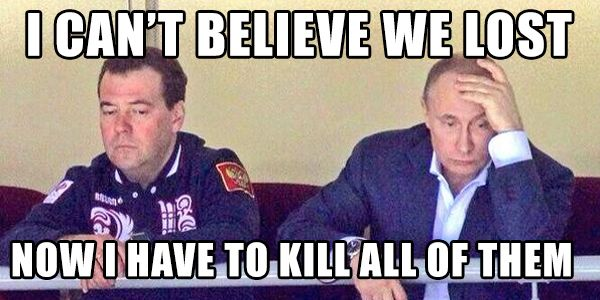 'Putin: I Can't Believe We Lost' Memes Are The Best Things About The Sochi Olympics