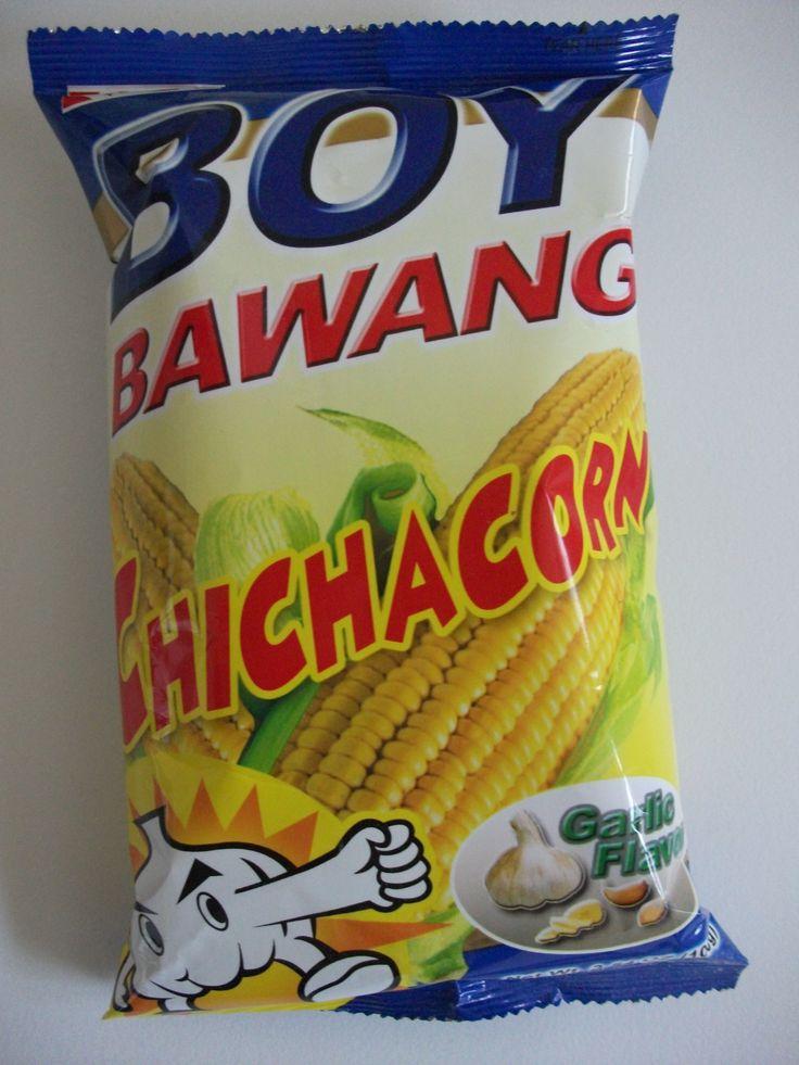 Boy Bawang - more oddly named snacks!