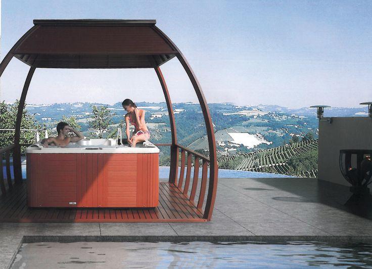 Luxus-Whirlpool Daytona Beach zum Top-Preis: Gibt's bei www.perfect-spa.eu ...