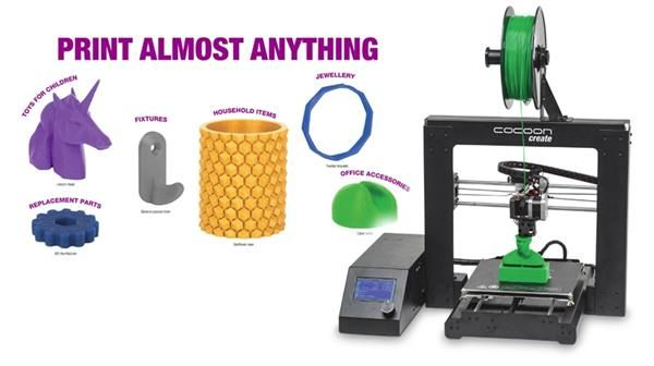 3ders.org - ALDI Australia to sell budget Cocoon Create 3D printer and 3D printing pen | 3D Printer News & 3D Printing News
