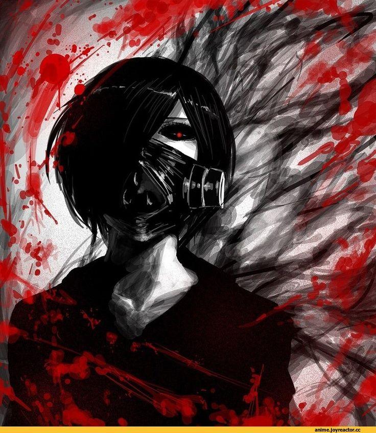 Tokyo Ghoul,Anime,аниме,Kirishima Touka