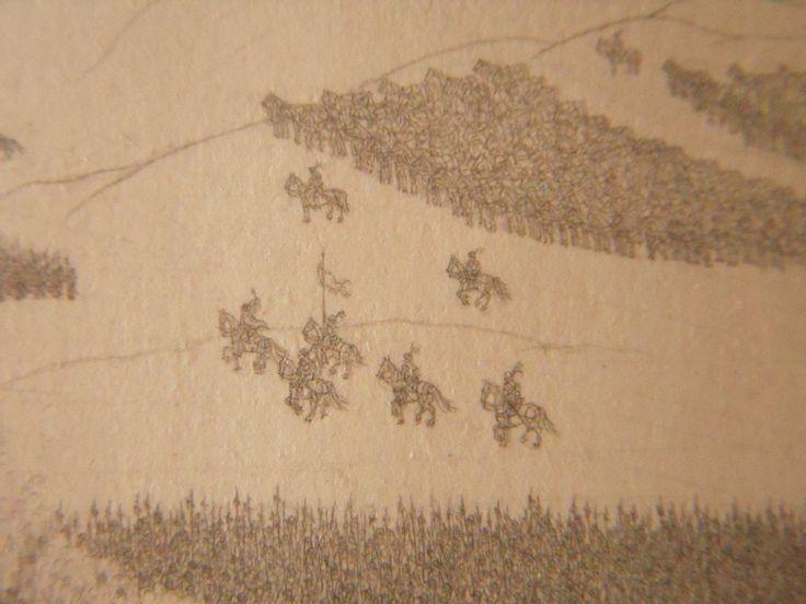 Карандашная гравюра