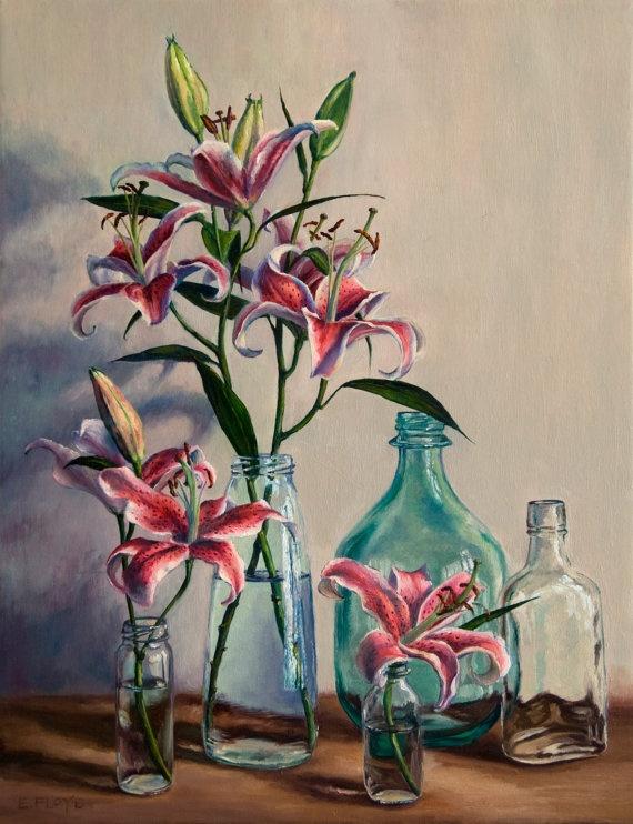 love those stargazer lilies !!