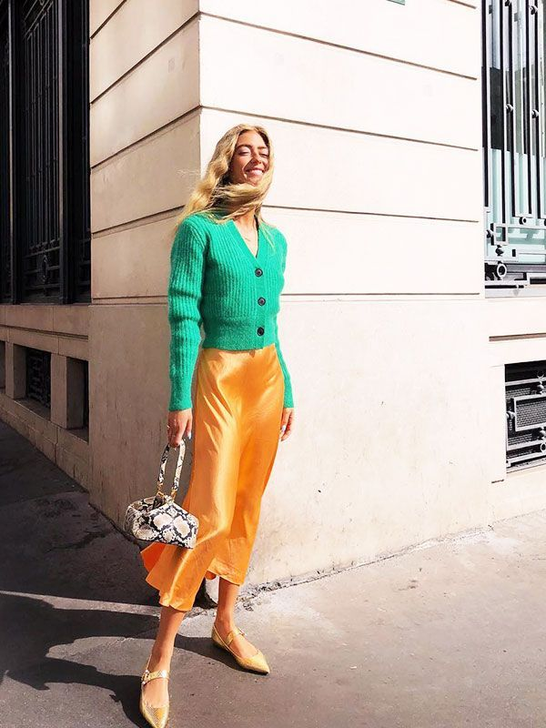 4 Flat-Shoe Trends That Are Gaining Steam Now | Fashion, Street style, Colorful fashion