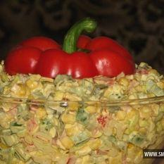 Extra sałatka z kurczakiem i kukurydząZapraszamy n...