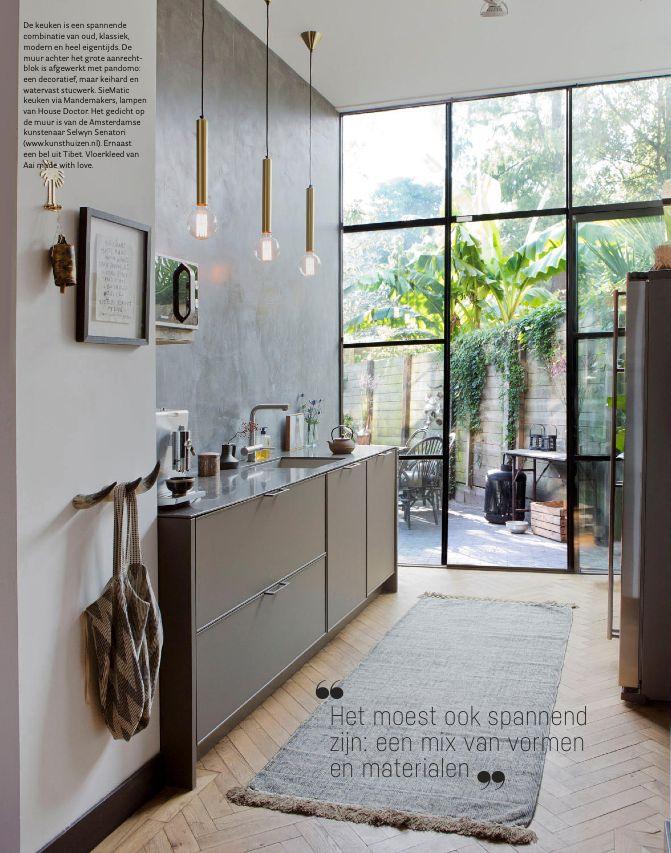 COCOON kitchen design bycocoon.com | kitchen design inspiration | modern | interior design | high end inox stainless steel kitchen taps | kitchen design | project design & renovations | Dutch Designer Brand COCOON