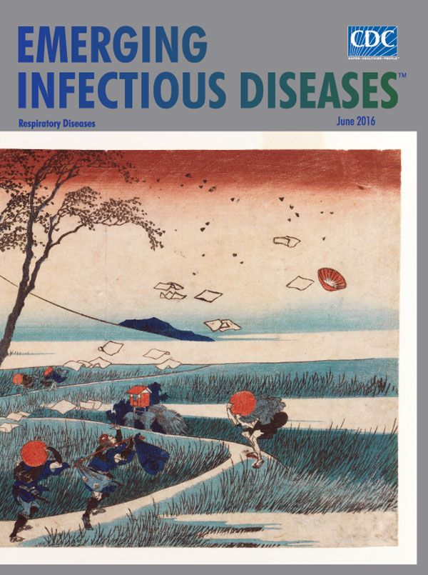 Disease emerging infectious papers research