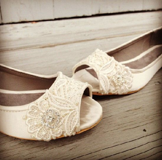 1000+ Ideas About Ballet Flats Wedding On Pinterest