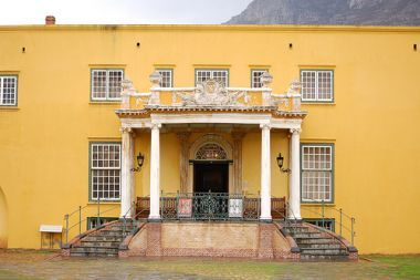 Historic buildings and architecture in Cape Town