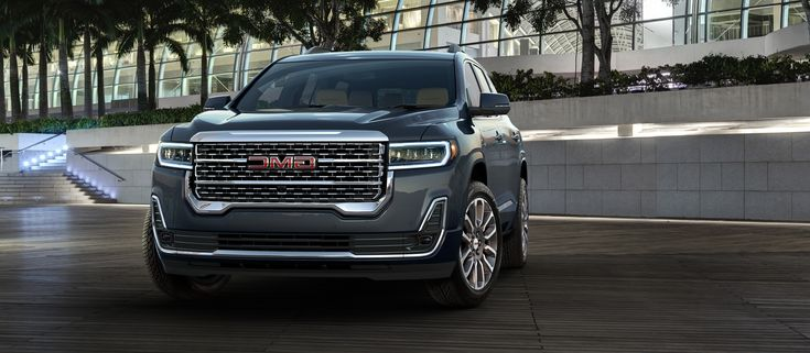 You Will Never Believe These Bizarre Truths Behind Gmc Acadia