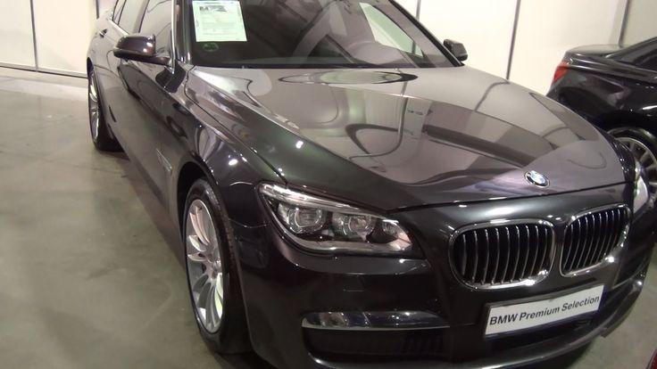 BMW 730d M Paket (2013)