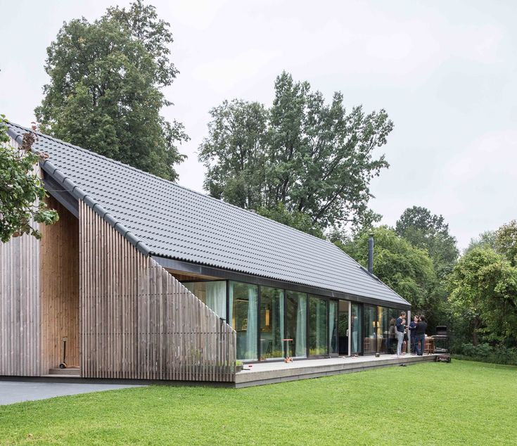 Gallery Of Family House In Pavilnys / DO ARCHITECTS   6