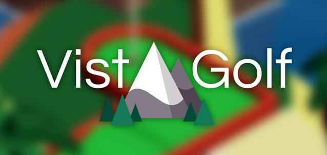 Vista Golf - un mini golf da provare al volo su iPhone o Android! Appassionati di mini golf esultate!  E' arrivato Vista Golf per i vostri iPhone e Android ed è pronto a regalarvi ore e ore di gioco intenso e divertente!   Grazie alla bella grafica 3D, ai coman #golf #minigolf #android #iphone