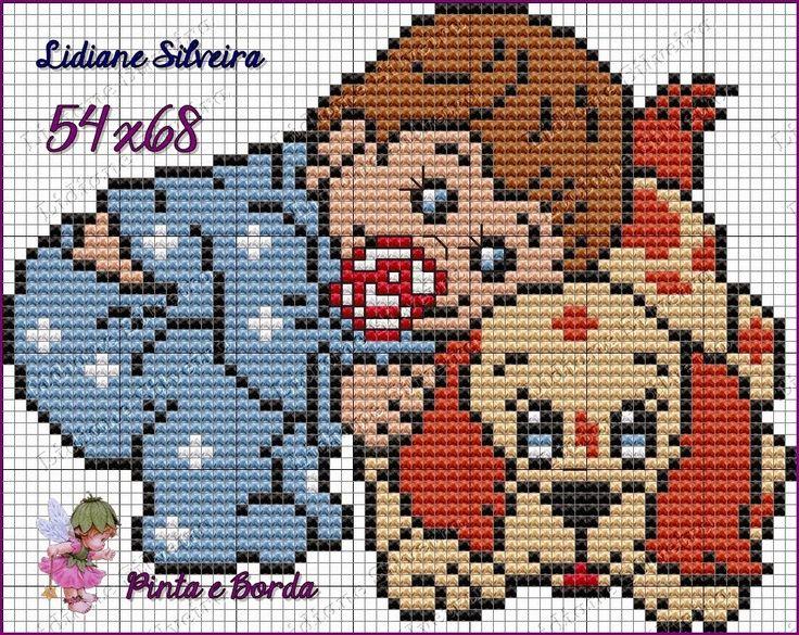 Bebe+com+cachorrinho+001.jpg (958×762)