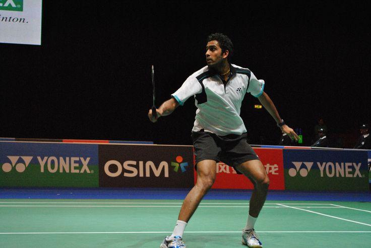 Badminton Players at Olympics   Badminton Players