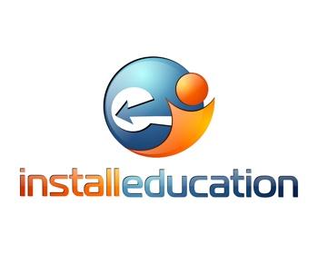 installeducation logo design