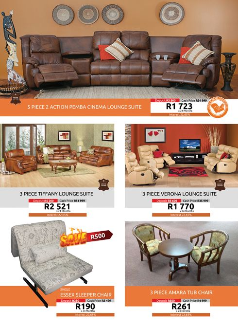 Nictus Furnisher - Polokwane & Makhado DECEMBER SPECIALS. #NictusYourSpace