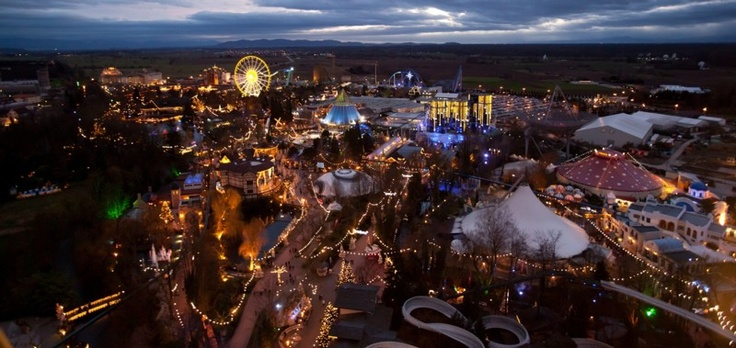 Europa Park- we used to go here all the time when I lived in Switzerland