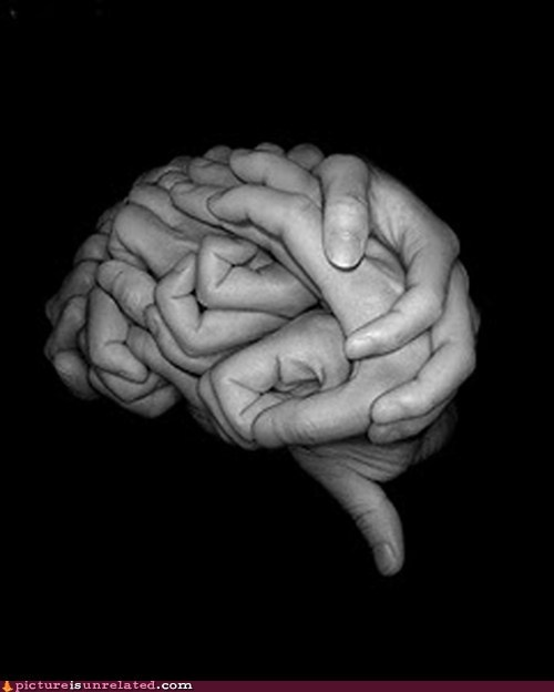 hand made brain