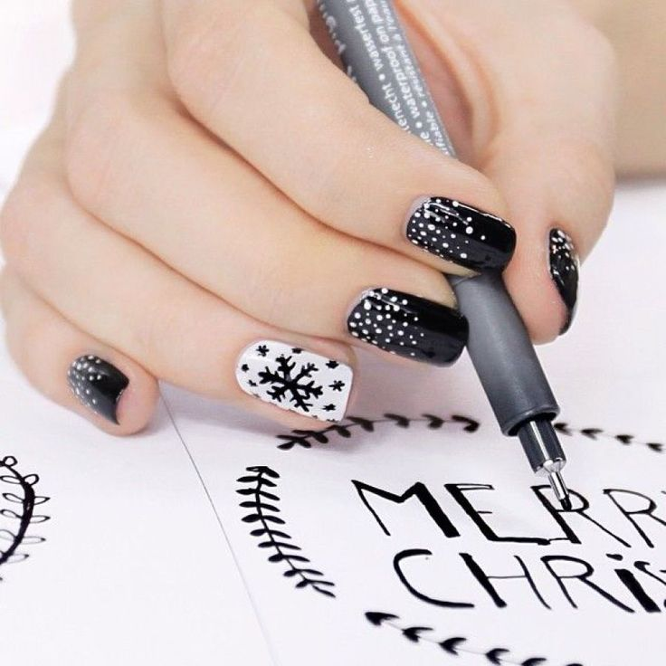 80 best Nails images on Pinterest | Christmas nail art, Holiday ...