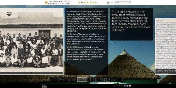 Archivos de Nelson Mandela