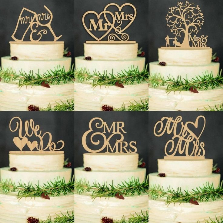 rustic wedding cake toppers best 25 wood wedding cakes ideas on 7207