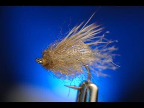 Emergent Sparkle Pupa - Fly tying lesson video tutorial by Curtis Fry - YouTube