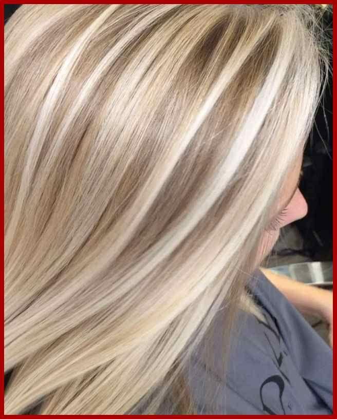 blondine mit hohen und niedrigen lichtern | Haar Schönheit | Pinterest | Frisur… – haarfarben