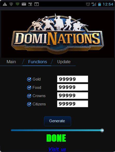 Usershare domination war stories consider, that